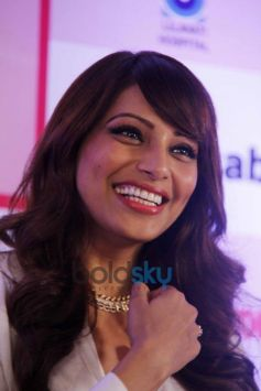 Bipasha Basu at Pinkathon Event