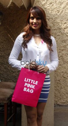 Bipasha Basu support Pinkathon's second edition