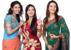Celebs in Saravana Stores ad shoot