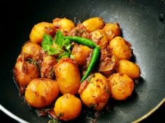 Chatpate Aloo Recipe For Kids