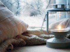 Decor Ideas For Winter Lantern