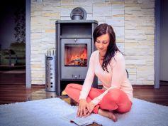Decor Ideas For Winter Rug Mat