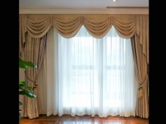 Decor Ideas For Winter Thick Curtains