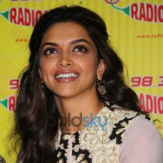 Deepika Padukone at Radio City