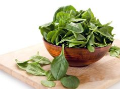 Diet Tips For Flat Abs ahve Leafy greens