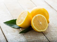 Diet Tips For Flat Abs Honey and lemon