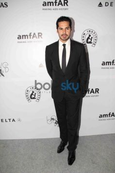 Dino Morea at the amfAR