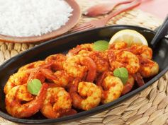 Dry Masala Shrimps Recipe