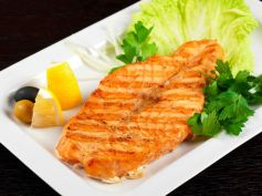 Eat Salmon Dishes