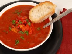 Have Vegetable soup