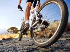 Health Benefits Of Cycling Builds Strong Muscles