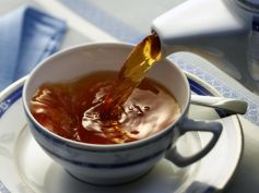 Health Benefits Of Drinking Tea Anti-oxidants