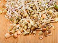Health Benefits Of Sprouts Higher fiber content