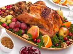 Healthy Foods For Thanksgiving