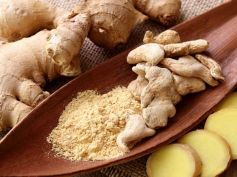 Home Remedies To Treat Pneumonia Ginger