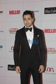 Imran Khan at Hello Awards 2013