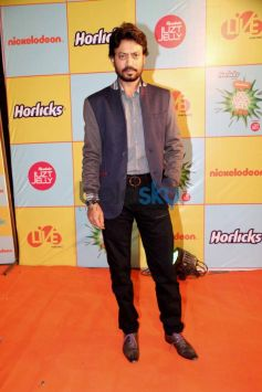Irfan Khan Nickelodeon Kids choice Awards at Filmcity