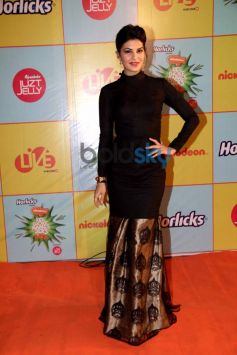 Jacqueline Fernandez at Nickelodeon Kids choice Awards