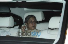 Jaya Bachchan during Sachin Tendulkar  farewell party 2013