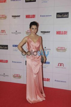 Kangana Ranaut at Hello Awards 2013