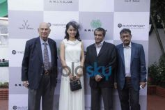 Kangana Ranaut with Guest at Metro Motors Auto Hangar Event