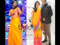 Kareena and Kajol Chopra In Designers Saree