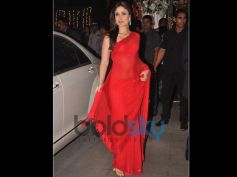 Kareena Kapoor In Designers Saree