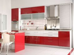 Kitchen Decorating Bachelor Home Under Budget