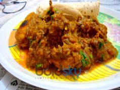Low Fat Desi Chicken Masala Recipe