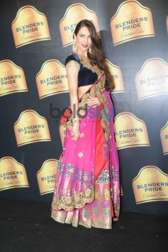 Malaika Arora Khan at Blenders Pride Fashion Tour 2013