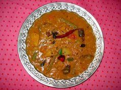 Masoor Dal Vegetable