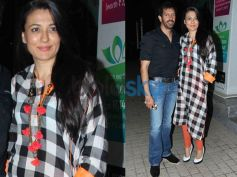 Mini Mathur At GTPM Screening