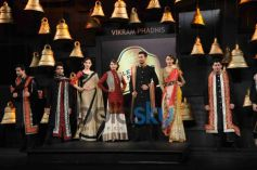 Model Ramp at Blenders Pride Fashion Tour 2013