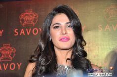 Nargis fakhri during Launch luxury watch Savoy