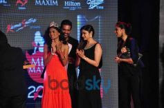 Prachi Desai at Miss Maxim 2014 Grand Finale