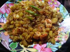 Prawn Chilly Fry Prawn Recipes To Try Out