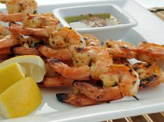 Prawn Recipes To Try Out Ginger Lime Prawns