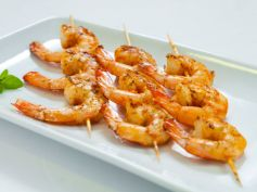 Prawn Recipes To Try Out Prawn Kebab