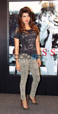 Priyanka Chopra Launches New Collection of GUESS