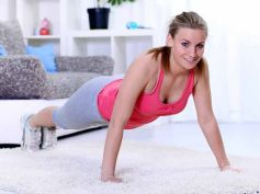 Push Up Indoor Exercises To Treat Diabetes
