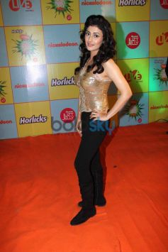 Ragini Khanna at Nickelodeon Kids choice Awards