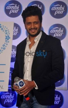 Riteish Deshmukh at launch Refresh your Love campaign
