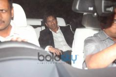 Sachin Tendulkar  arrival to Party Hall