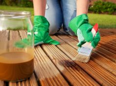 Sawdust & Paint Thinner For Your Rescue