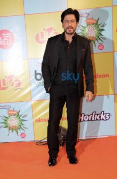 Shahrukh Khan at Nickelodeon Kids choice Awards