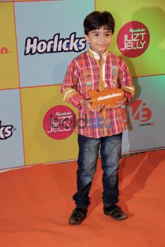 Shivansh KotiaNickelodeon Kids choice Awards at Filmcity