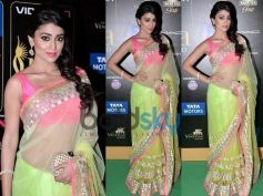 Shriya Saran In Designers Saree