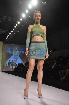 Signature International Fashion Week End Ramp Show