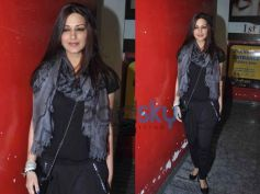 Sonali Bendre At GTPM Screening