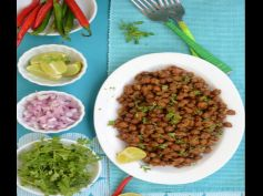 Spicy Chatpate Chane Recipe